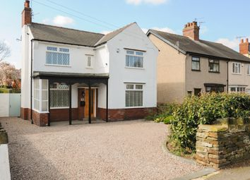 Thumbnail 3 bedroom detached house for sale in Hawksley Avenue, Chesterfield