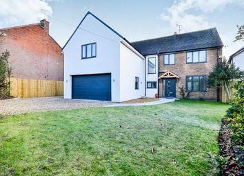 Thumbnail 4 bed detached house for sale in Longdale Ave, Ravenshead, Nottingham, Notinghamshire