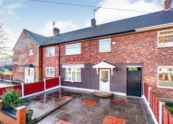 Thumbnail 3 bed terraced house for sale in Yattendon Avenue, Manchester, Greater Manchester