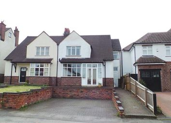 Thumbnail 3 bed semi-detached house for sale in Clarence Road, Four Oaks, Sutton Coldfield