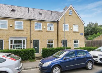 Thumbnail 3 bed terraced house to rent in Old Station Road, Ramsey, Huntingdon