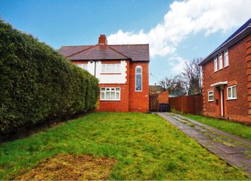 Thumbnail 2 bed semi-detached house for sale in Turfpits Lane, Birmingham