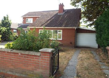 Thumbnail 4 bed detached house for sale in Benwick, March, Cambridgeshire