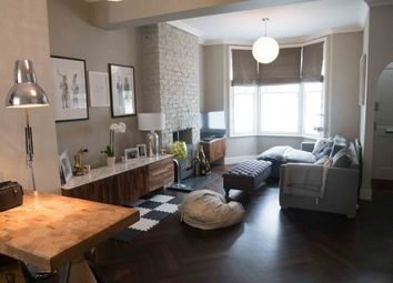 Thumbnail 3 bed property to rent in Brecon Road, Fulham
