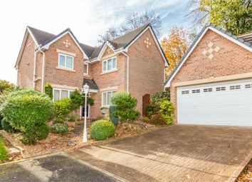 Thumbnail 4 bed detached house for sale in Heathlea Close, Bolton