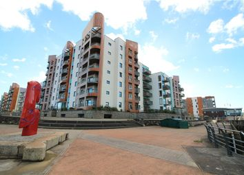 Thumbnail 2 bed flat for sale in 110 The Quays, Portishead, North Somerset