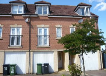 Thumbnail 3 bed terraced house to rent in Rosemary Way, Downham Market