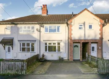 Thumbnail 3 bed terraced house for sale in Woodland Avenue, Tettenhall Wood, Wolverhampton, West Midlands