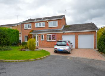 Thumbnail 4 bed detached house for sale in Beckton Court, Waterthorpe, Sheffield
