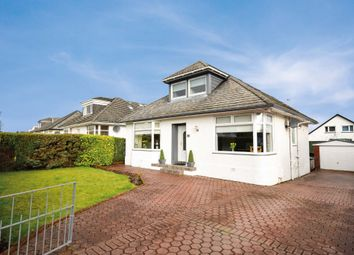 Thumbnail 5 bedroom detached bungalow for sale in Knollpark Drive, Clarkston, Glasgow