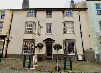 Thumbnail 4 bedroom town house for sale in Palace Street, Caernarfon