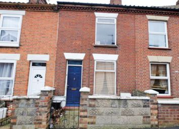 Thumbnail 3 bed terraced house for sale in Anchor Street, Norwich