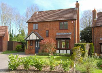 Thumbnail 3 bed detached house for sale in Shaw Close, Andover