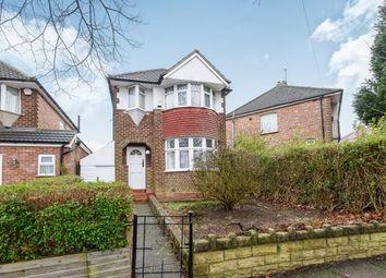 Thumbnail 3 bed detached house for sale in Sunbury Road, Northfield, Birmingham, West Midlands