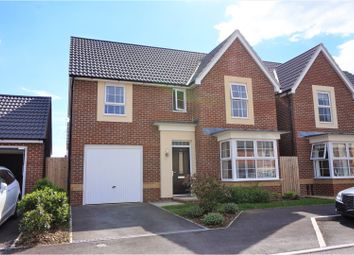 Thumbnail 4 bed detached house for sale in Foxwhelp Way, Gloucester