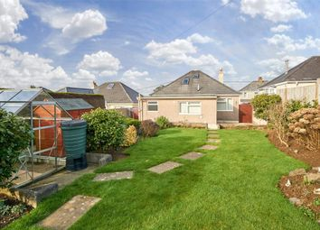 Thumbnail 3 bed detached bungalow for sale in Long Park Road, Saltash, Cornwall