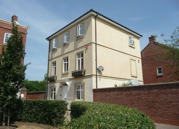 Thumbnail 4 bed detached house for sale in Elgar Close, Swindon