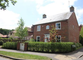 Thumbnail 4 bed detached house for sale in Mill Road, Horstead, Norwich