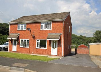 Thumbnail 2 bed semi-detached house for sale in Llwyn Meredith, Carmarthen