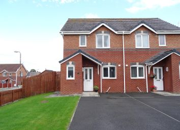 Thumbnail 3 bed semi-detached house for sale in Parham Drive, Carlisle