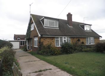 Thumbnail 2 bedroom property to rent in Sea View Road, Mundesley, Norwich
