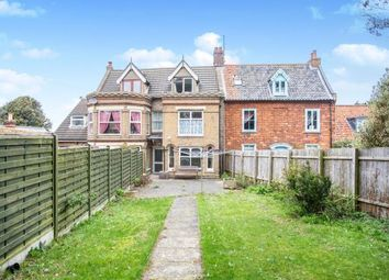 Thumbnail 3 bed terraced house for sale in Bases Lane, Wells-Next-The-Sea, Norfolk