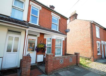 Thumbnail 3 bed terraced house for sale in Cullingham Road, Ipswich