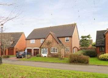 Thumbnail 5 bed detached house for sale in Osprey Grove, Leegomery, Telford