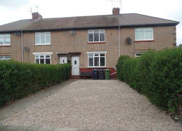 Thumbnail 2 bedroom terraced house for sale in Hall Gardens, West Boldon, East Boldon