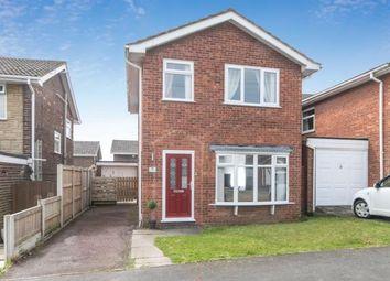 Thumbnail 3 bed detached house for sale in Dafydd Close, Bryn-Y-Baal, Mold, Flintshire