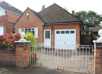 Thumbnail 2 bedroom bungalow to rent in Uppingham Road, Leicester