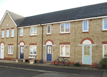 Thumbnail 2 bed terraced house to rent in The Herons, Cottenham, Cambridge