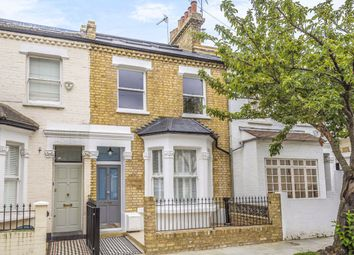Thumbnail 4 bed terraced house for sale in Mendora Road, London