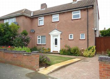 Thumbnail 3 bed semi-detached house to rent in Normandy Avenue, Colchester