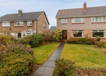 Thumbnail 3 bedroom semi-detached house for sale in 20 Clerwood Park, Edinburgh