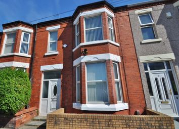 Thumbnail 3 bed terraced house for sale in Ailsa Road, Wallasey