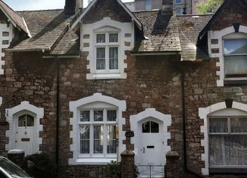 Thumbnail 2 bedroom terraced house for sale in Princes Road, Torquay