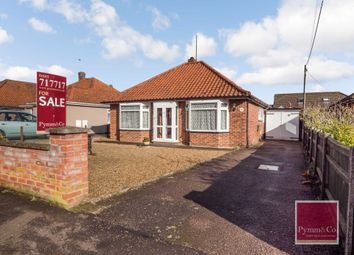 Thumbnail 1 bed detached bungalow for sale in Lonsdale Road, Rackheath, Norwich