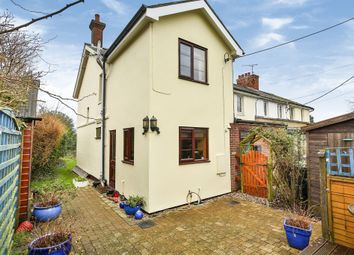 3 bed end terrace house for sale in Station Cottages, Swainsthorpe, Norwich NR14