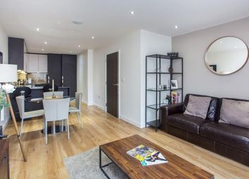 Thumbnail 2 bed flat for sale in Emerald House, 2 Commander Avenue, London