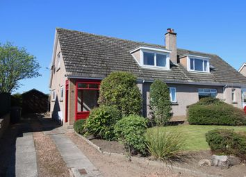 Thumbnail 3 bed semi-detached bungalow for sale in Kilrymont Road, St Andrews