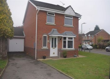 Thumbnail 3 bed detached house for sale in Westwood Close, Nuneaton