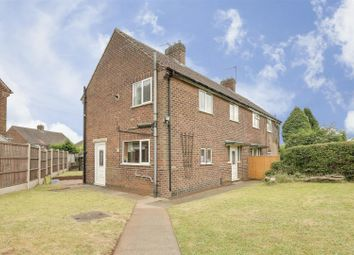 Thumbnail 3 bed semi-detached house for sale in St. Patricks Road, Nuthall, Nottinghamshire
