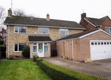 Thumbnail 4 bed detached house for sale in Middletons Field, Lincoln