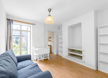 Thumbnail 1 bed flat to rent in Hillfield Road, West Hampstead