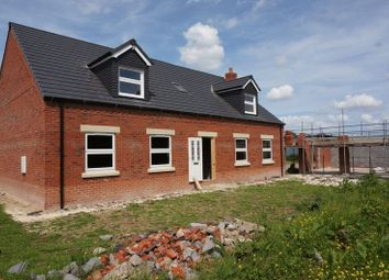 Thumbnail 6 bed detached house for sale in Gainsborough Road, Middle Rasen, Market Rasen