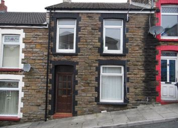 Thumbnail 3 bedroom terraced house to rent in Victoria Street, Treharris