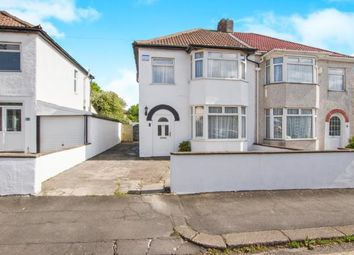 Thumbnail 3 bedroom semi-detached house for sale in Callicroft Road, Patchway, Bristol, Gloucestershire