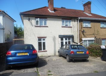 Thumbnail 4 bedroom flat to rent in Plumer Road, High Wycombe