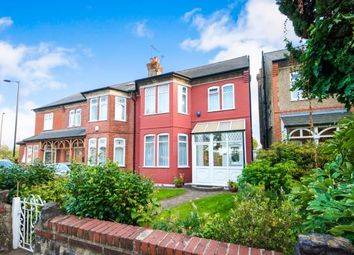 Thumbnail 4 bed semi-detached house for sale in Fords Grove, Winchmore Hill, London, .